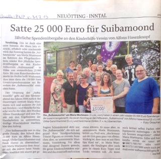 25000 für suibamoond